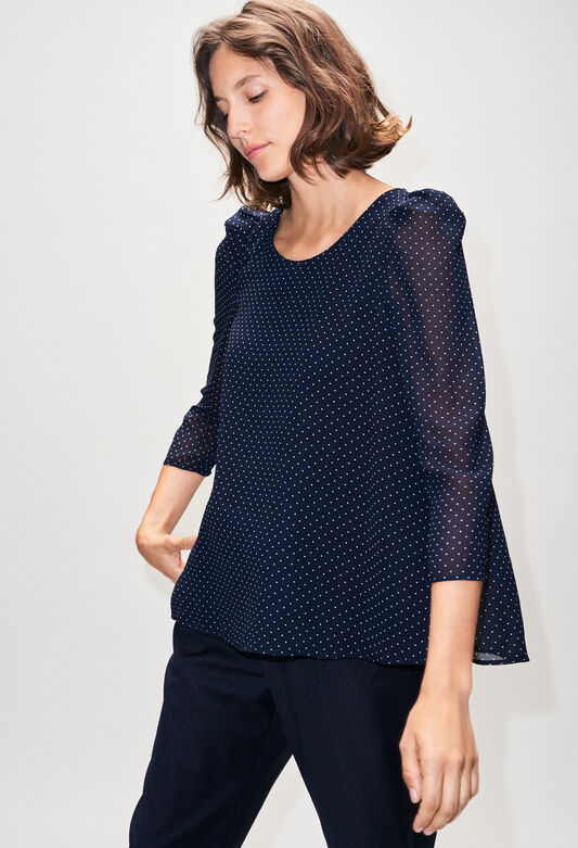 BANCPOISH19 : Tops & Shirts color NAVY