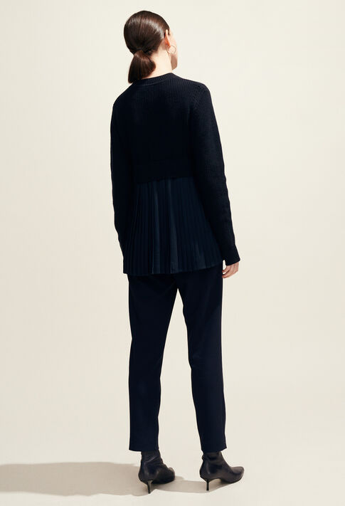 MONCIEL : Knitwear & Cardigans color Navy