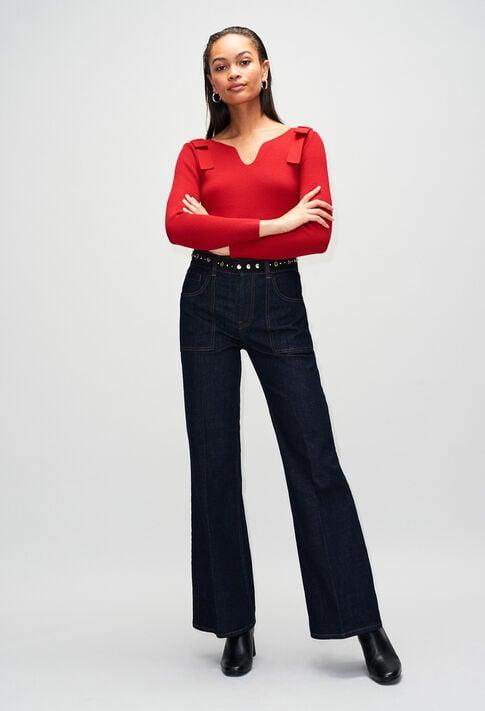 PARODIEH19 : Jeans & Pants color JEAN