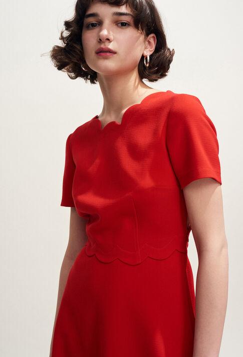 REMI : Robes couleur Ecarlate