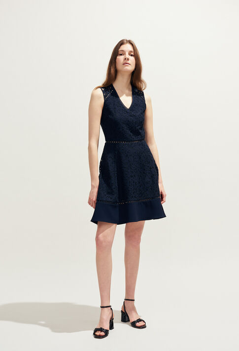 RIKKI : Dresses color Navy