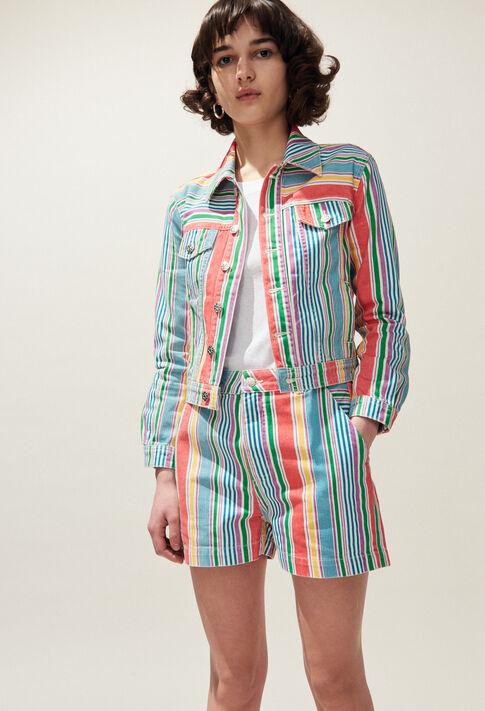 ELLIO : Jupes et Shorts couleur MULTICO