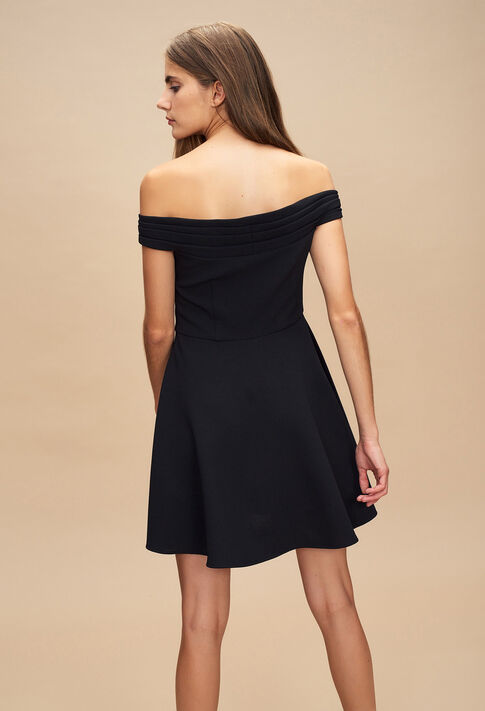 RELOVE : Dresses color Black