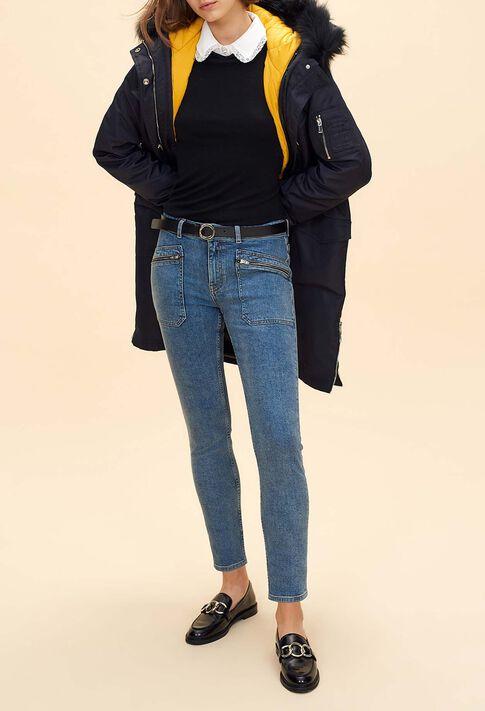 GIPSY : Les Vestes & Manteaux couleur Noir