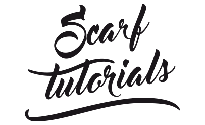 Square Scarf Tutorials